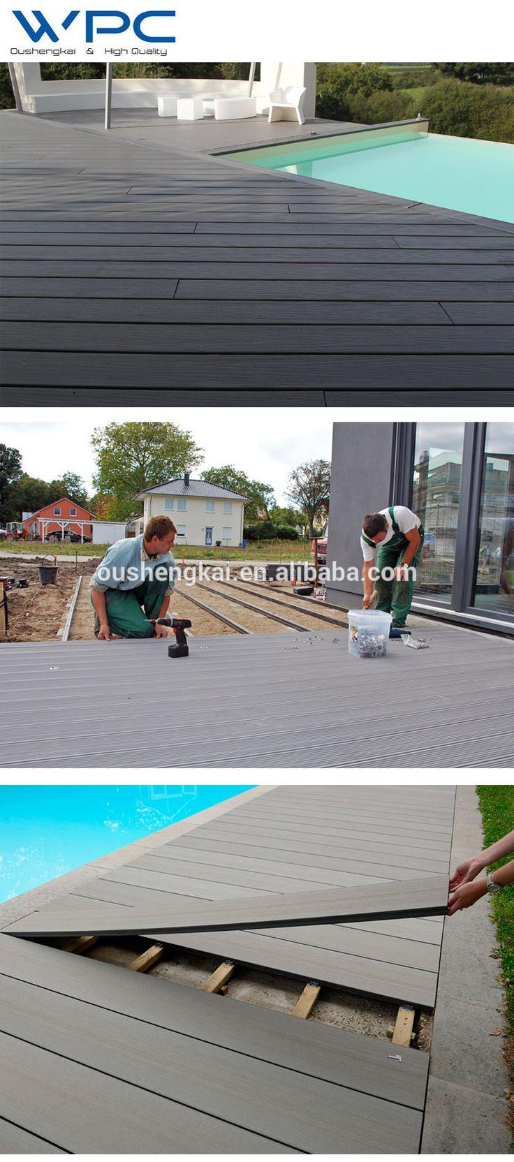 Cheap Price WPC Waterproof Outdoor Deck Flooring, View Deck Flooring, OUSHENGKAI / OEM Product Details from Haining Oushengkai Trade Co., Ltd. on Alibaba.com