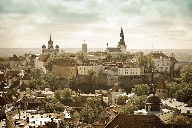 Eesti pealinn Tallinn suvel  Estonian capital Tallinn in summer Estonia #colourfulestonia #visitestonia