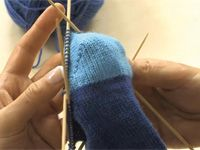 Tricoter facilement des chaussettes - buttinette France - loisirs créatifs