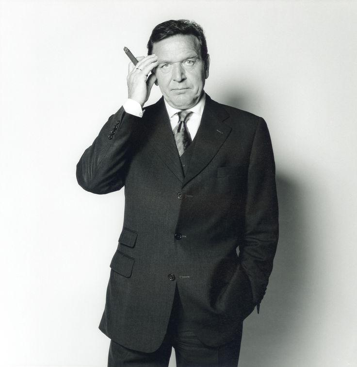 Gerhard Schröder - Herlinde Koelbl