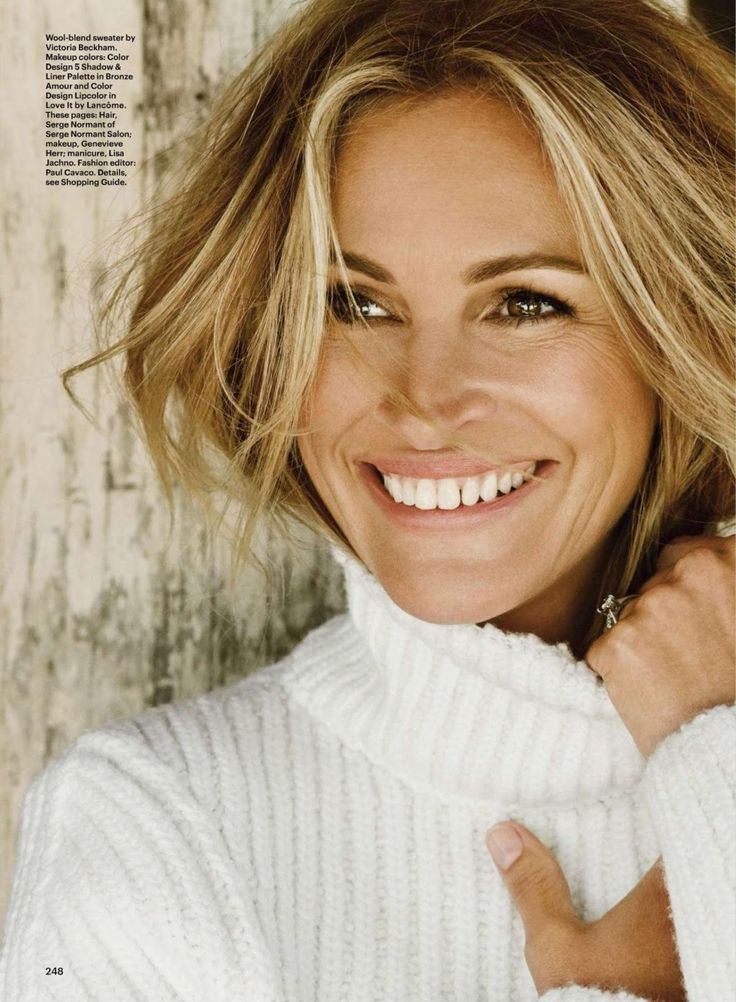 """Dreaming of Dior: """"Behind the Smile"""" Julia Roberts for Allure US October 2015"""