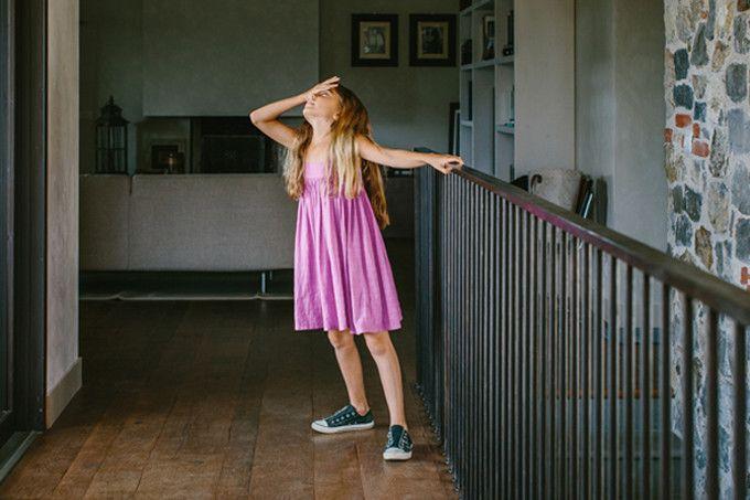 Почему ребенок нас не слышит? Уважать детскую реальность
