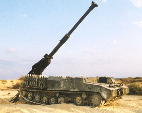 The Rascal light self-propelled gun howitzer is a highly mobile, long-range, high-speed, lightweight artillery system. - Image - Army Technology