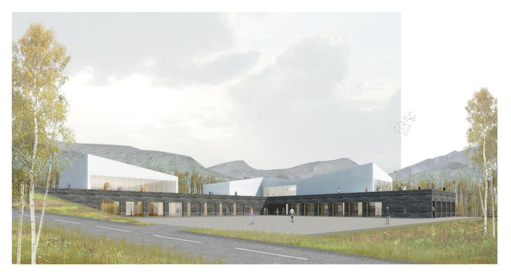 Winning proposal for new distillery