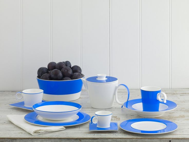 Noritakeu0027s contemporary fine bone china collection Contempo is perfect for quirky table setting. Available in : colourful tableware - pezcame.com
