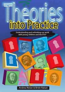 By Andrea Nolan and Bridie Raban. This book introduces and explores each of the five major groups of theories described in the Early Years Learning Framework that inform practice in the early childhood field. In doing so, it addresses the need of the early childhood educators to better understand how their practice is underpinned by theories of learning and development.