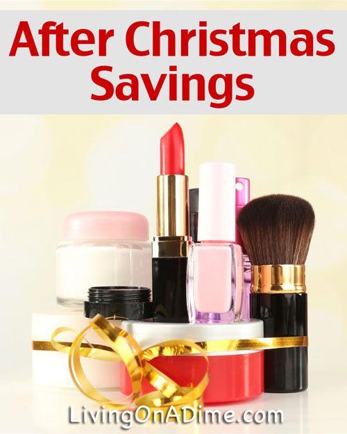 After Christmas Savings - Unusual After Christmas Sale Buys