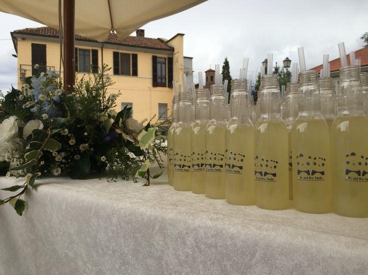 Welcome drink Limonata & Pop-Corn