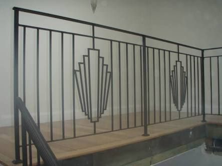 Balustrade Art Deco Google Search Art Deco Balustrades