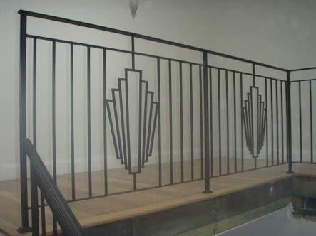 balustrade art deco  Google Search  Art Deco Balustrades