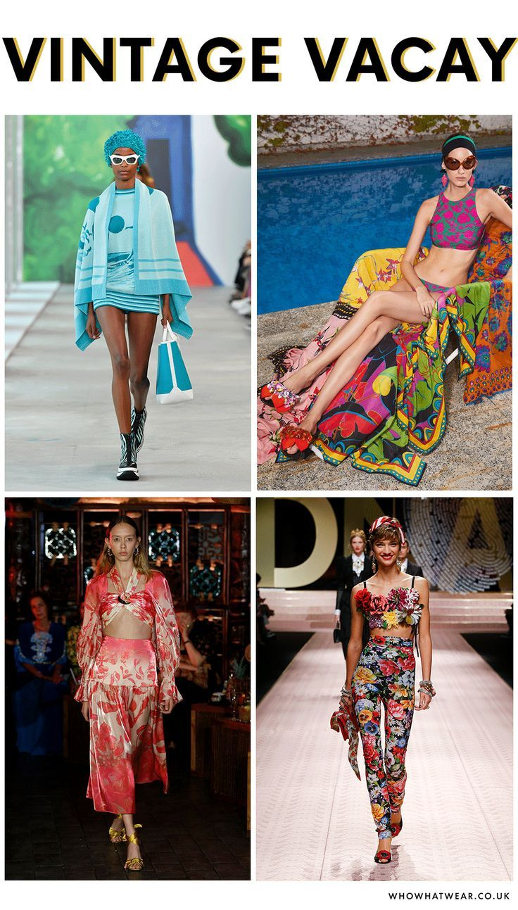Spring/Summer 2019 Fashion Trends: Looks You Need to Know – neo thread – #Fashio…