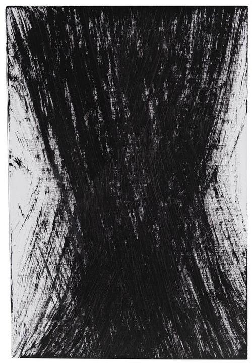 Hans Hartung, Ohne Titel, 1977