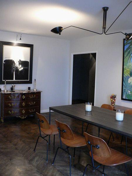 56 best serge mouille images on pinterest. Black Bedroom Furniture Sets. Home Design Ideas