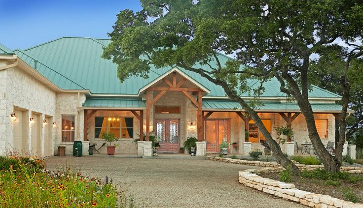 Austin Hill Country Homes Austin Custom Home Builder