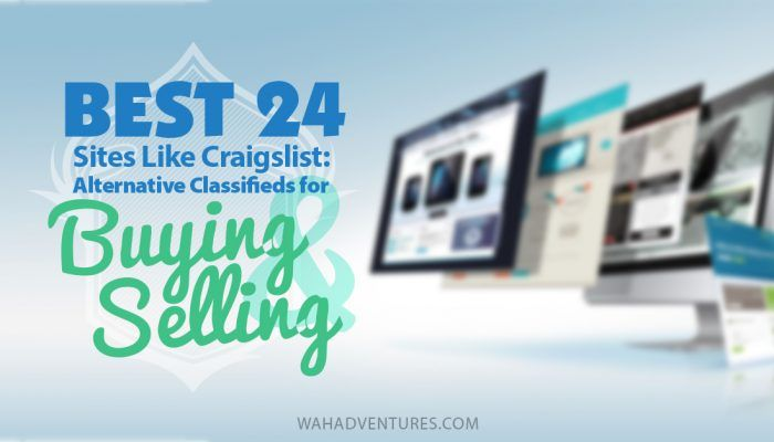 19 Sites Like Craigslist