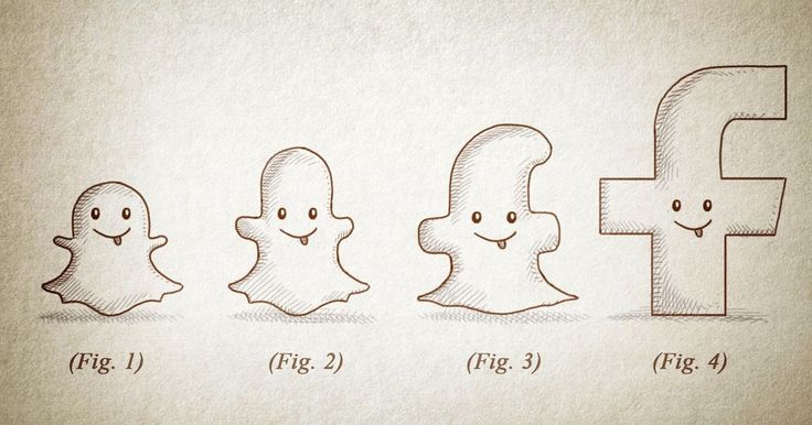 Snapchat needs to evolve—or it'll be brutally slaughtered by Facebook. http://rite.ly/jdIc