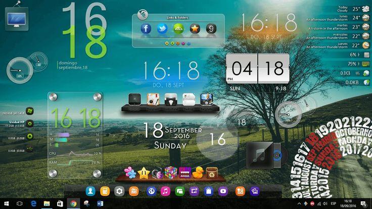 Como Personalizar Windows 10 Facil y Rapido 2017