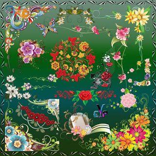 http://www.imagedite.com/2017/04/floral-design-corners-clipart-png.html