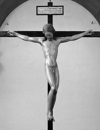 [4] 산토스피리토 성당의 십자가에 달린 그리스도