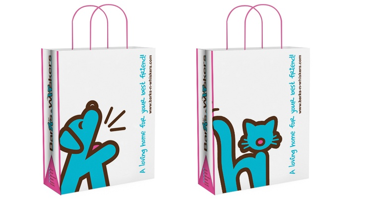 Barks & Whiskers // PaperBag #dog #cat #Toronto #Pets #Grooming s #cat #dog #Canada #PetBoutique #Barks #Whiskers