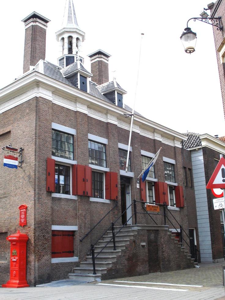 Voormalig Stadhuis nu sleepvaart museum
