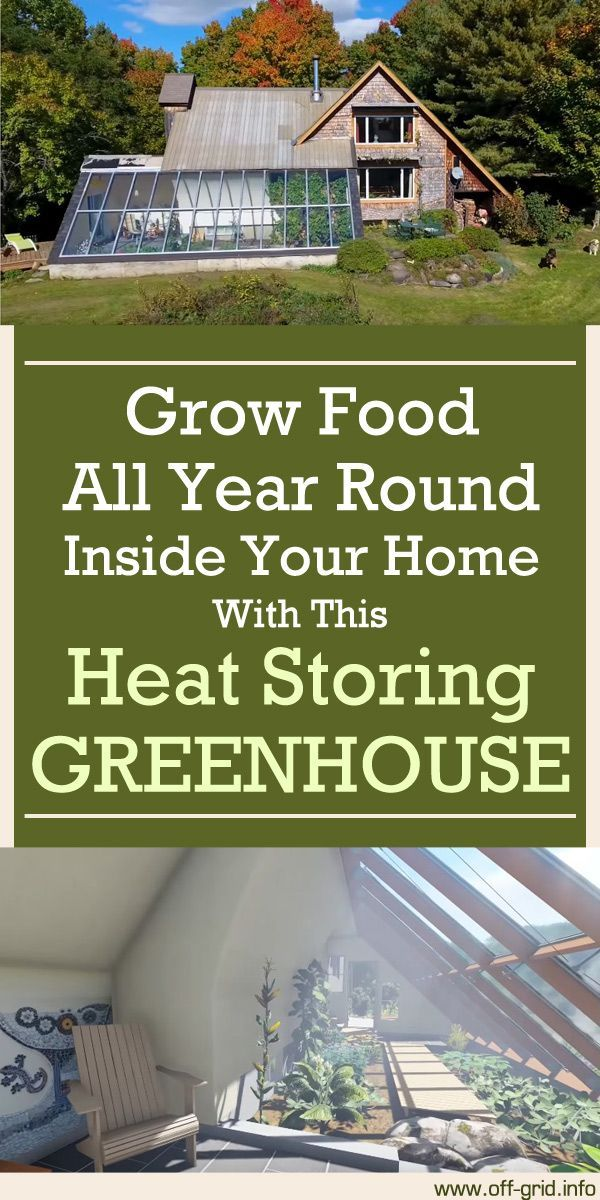 Grow Food All Year Round Inside Your Hom With Images