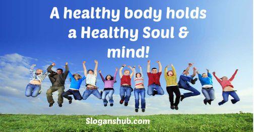 Health Slogans