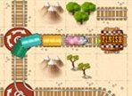 Il treno sta per partire ma prima di iniziare il suo tragitto, devi controllare che i binari siano in regola e in caso contrario apportare le giuste modifiche per evitare incidenti!