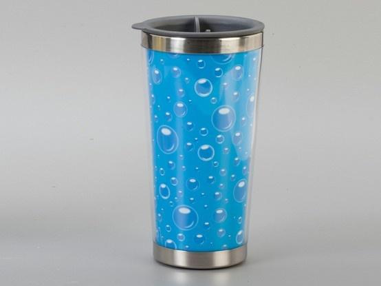 Mug Azul 350 ml.