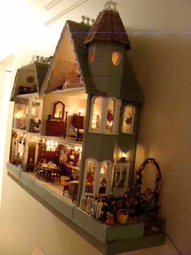 40 Best D9 Wall Dollhouses Images On Pinterest Doll