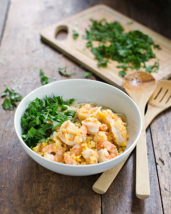 15 Minute Shrimp Scampi! Brought to ShopletPromos.com - promotional products for your business.