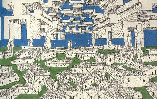 Yona Friedman - Utopie Spaziali
