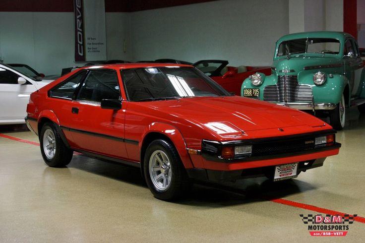 1983 Toyota Celica Supra -