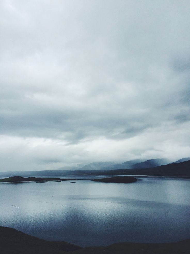 Iceland: Fjord