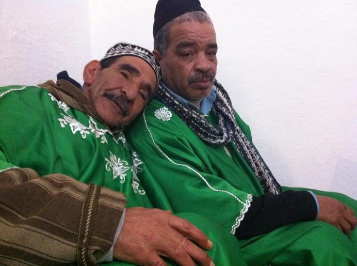 A Day in Sidi Ali