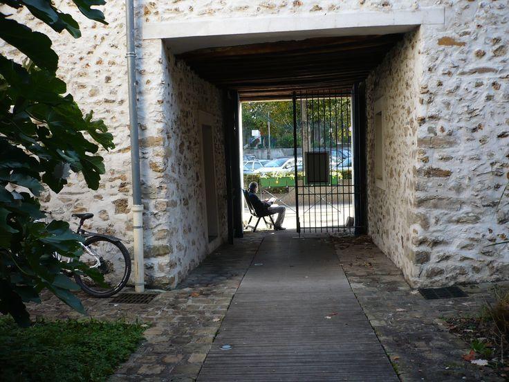 Médiathèque de Saulx les Chartreux