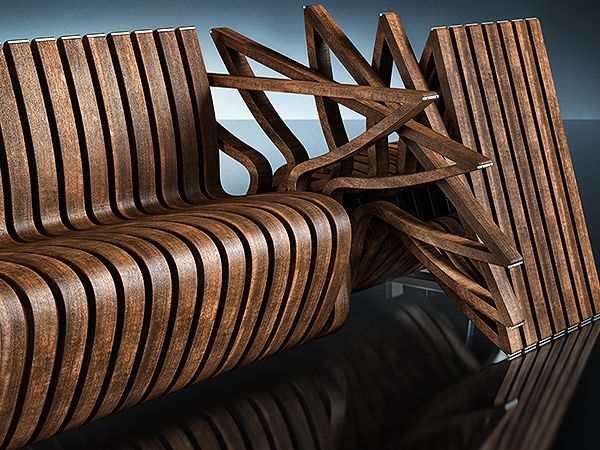 Camden Product & Furniture Design Week by Featherwax, via Behance
