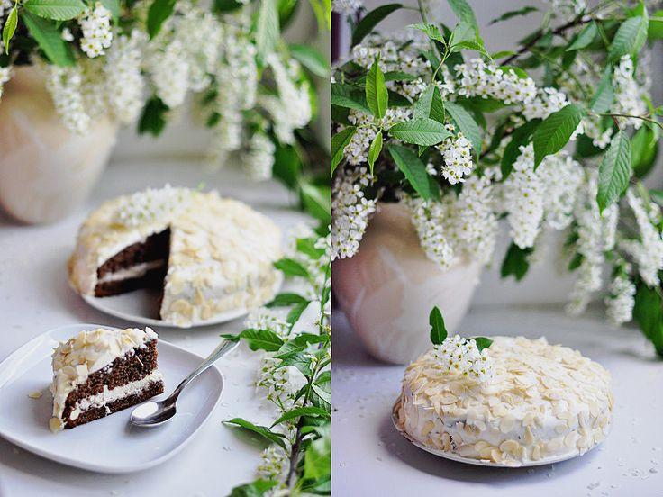Food pour vous: Черёмуховый торт