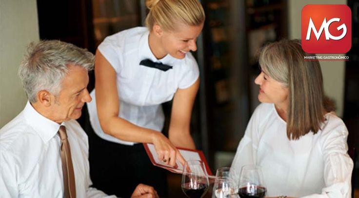 Cómo utilizar el upselling en un restaurante