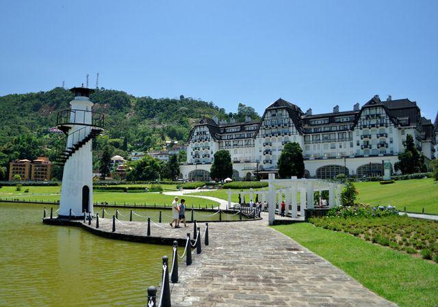 Palácio Quitandinha, Petrópolis – RJ