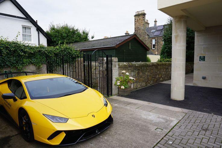 Hotel Du Vin St Andrews, Lamborghini