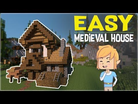http://minecraftstream.com/minecraft-tutorials/minecraft-how-to-build-a-simplistic-and-cozy-medieval-house-tutorial/ - Minecraft - How To Build A Simplistic and Cozy Medieval House Tutorial! Minecraft – How To Build A Simplistic and Cozy Medieval House Tutorial! In this Video, I am going to show you how we can make another Small, Simplistic and Cozy Medieval House! Today we are going to be building something similiar to the last time, however, we are going to take it