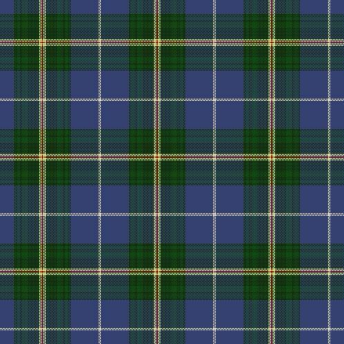 Nova Scotia Tartan-The Nova Scotia tartan was the first provincial tartan in Canada.