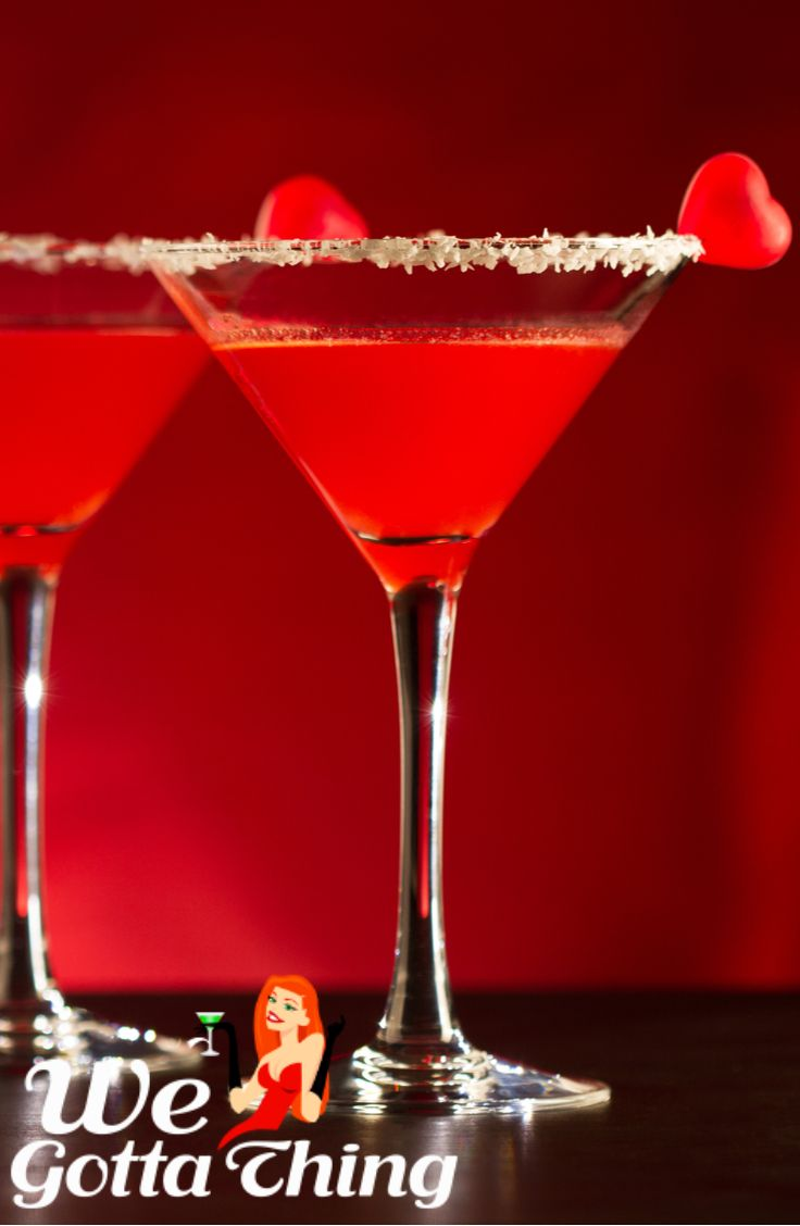 Just In Time For V Day Love Potion Martini Xoxo Martini Martinis Drinks Pure Romance Party