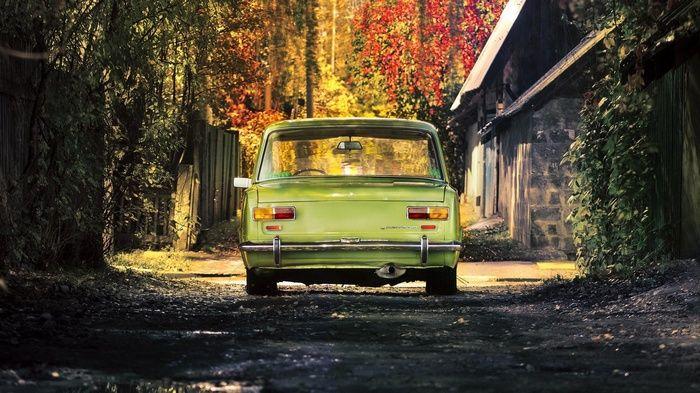 Old Car Car Lada 2101 Russian Cars Vaz Vaz 2101 Lada Wallpaper Car Hd Car Wallpapers Car