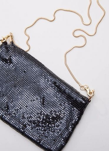 Brodie Bag - Black Mesh [Follow us: @Peppermayo for more cuteness and daily fashion inspo.]