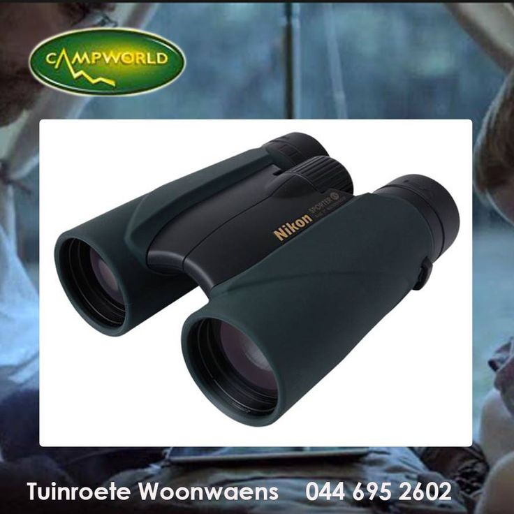 Visit Tuinroete Woonwaens and invest in a high quality pair of binoculars to take with on your next camping holiday. #outdoorliving #camping #lifestyle