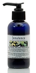 Our Natural Beard Shampoo helps to keep the beard clean and soft. It is gentle enough to be used daily as a mustache, beard and facial wash. It's made with all natural ingredients and it doesn't contain any synthetic surfactants, like sodium lauryl sulfate or sodium dodecyl sulfate, that most shampoos on the market have. The Aloe Vera gel and green tea extract contained in our formula provide deep skin conditioning and moisturizing. With daily use our shampoo can help relieve dry or flaky…
