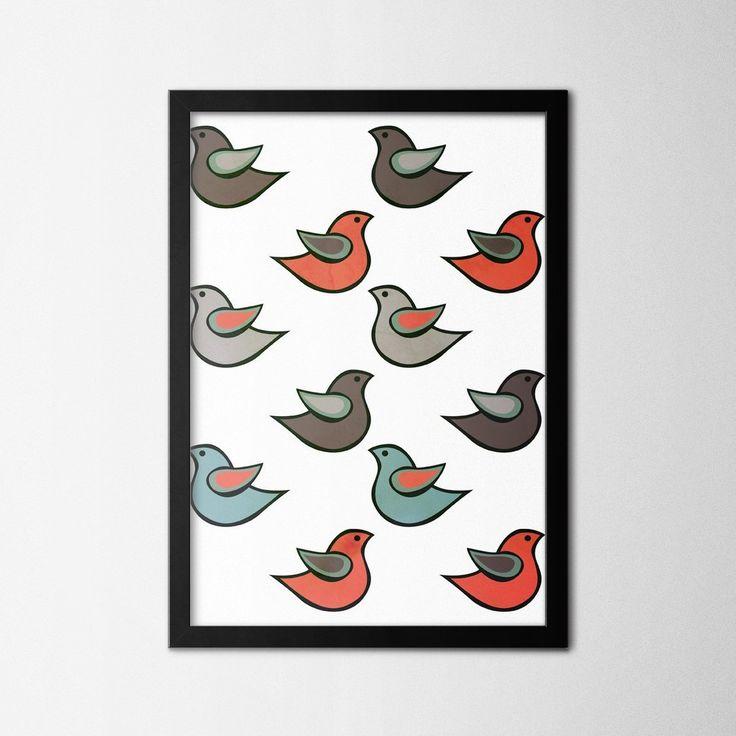 Scandinavian Birds - Northshire - Metal Wall Art - Metal Wall Decor    #interior #wallart #interiors #interiordesign #inspiration #decor  #decoration #design #ideas #giftideas #art #artforsale #artoftheday #designer   #handmade #homedecor #home #print #artprint #poster #decorationideas #conceptdesign #styling #office #wallart #walldecor #scandinavian #geometric #bird
