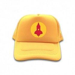 YellowPopular Trucker Hat NBA Logo Houston Rockets 2016 100% cotton Sun cap for mens womens
